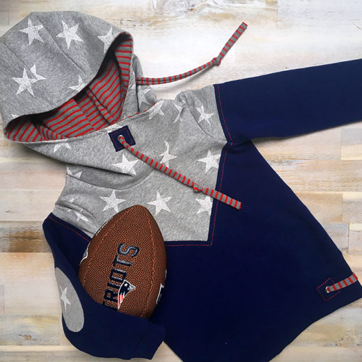 New England Patriots Fan Hoodie Kind