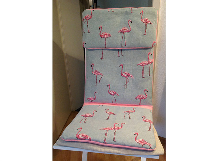 Genäht von Heidrun » Flamingo