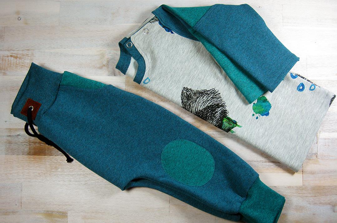 Kleidung für den Kindergarten nähen