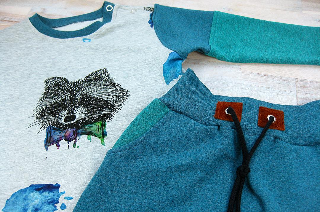 Kindergarten Outfit nähen