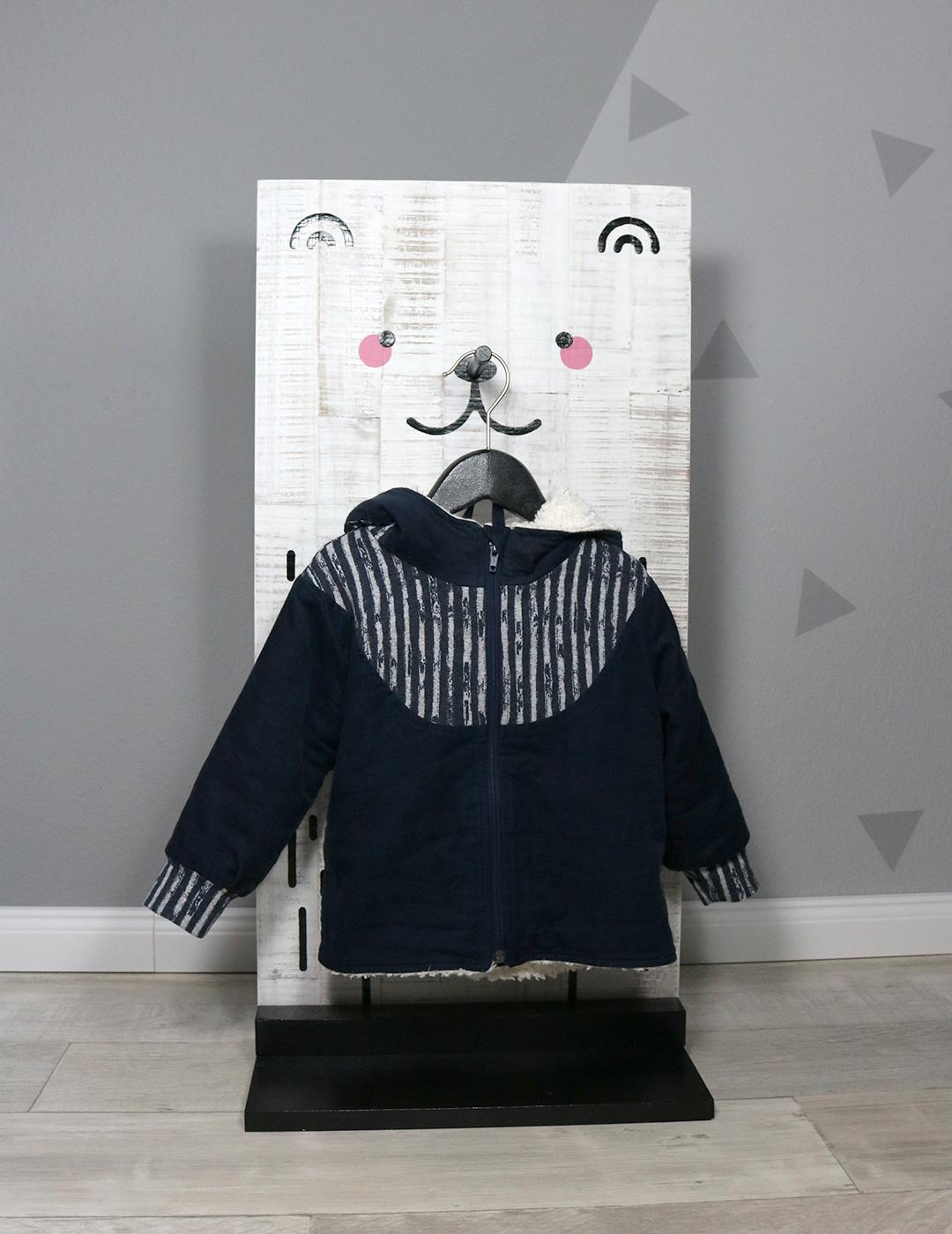 Kinder Garderobe selber bauen