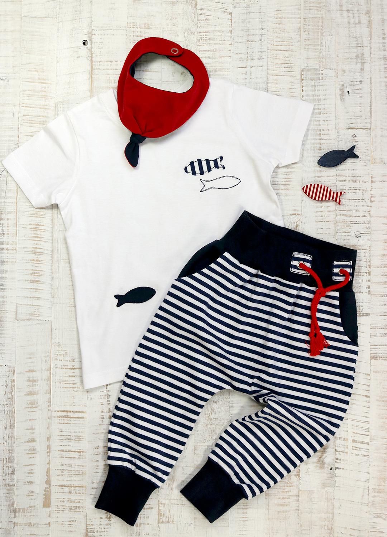 Maritime Kinder-Outfits Kombi2