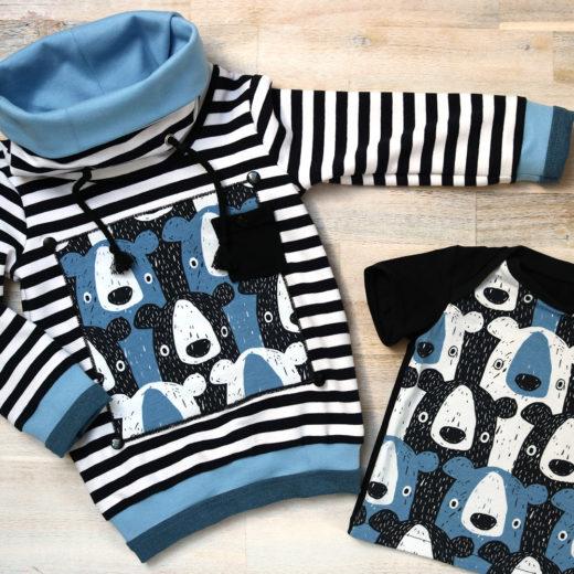 Kinder- und Babyshirt
